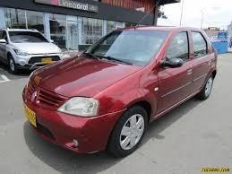 Renault Logan Expresion 2012 Color Rojo Pavot