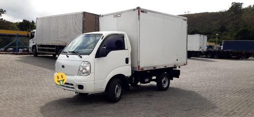 Imagem 1 de 12 de Kia Bongo Bau De Aluminio 2009 Hyundai Hr