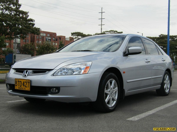 Honda Accord Ex V-6 3000cc Aa Ab Abs