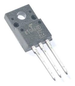 K10a60d - K 10 A 60 D - Transistor Original Original