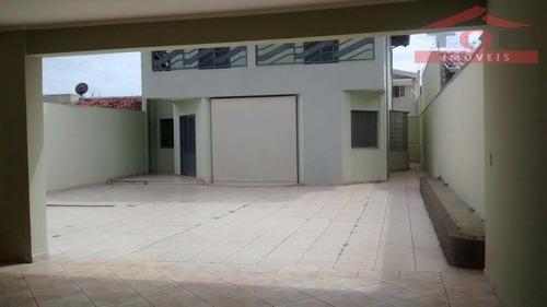 Imagem 1 de 19 de Casa Com 4 Dormitórios À Venda, 310 M² Por R$ 780.000,00 - Jardim Colonial - Bauru/sp - Ca0147