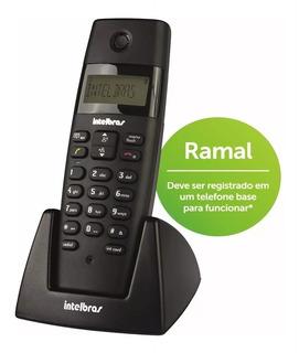 Telefone Ramal Sem Fio Intelbras Ts 40 R