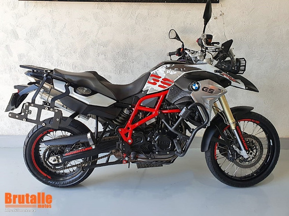 Bmw F 800 Gs Adventure Branca