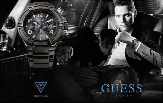 Guess Special Edition Tiesto Watch