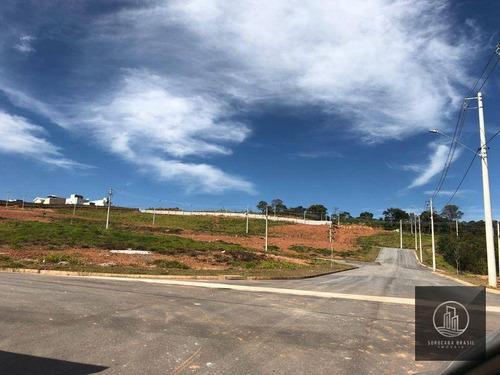 Imagem 1 de 5 de Terreno À Venda, 360 M² Por R$ 265.000 - Condomínio Pampulha Jardim Residencial - Sorocaba/sp - Te0246
