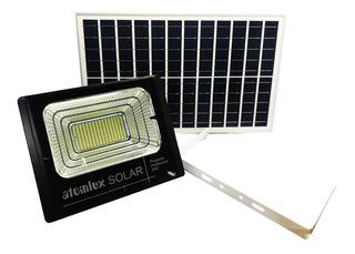 Reflector Led Solar Prof 180w Soporte Control Atomlux Ip67