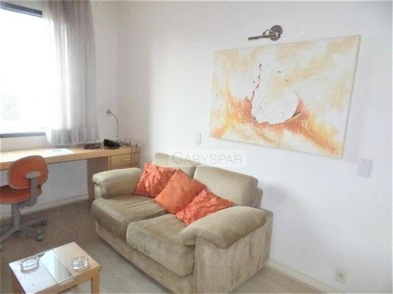 Flat Com 1 Dormitório Para Alugar, 35 M² Por R$ 4.650,00/mês - Itaim Bibi - São Paulo/sp - Fl4432