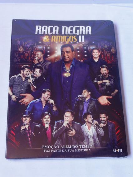 Dvd+cd Raça Negra & Amigos 2 Novo Original Lacrado!!