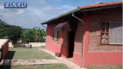 Chácara Em Caçapava Com Piscina-1.000 M²-casa De 152 M² - 9961
