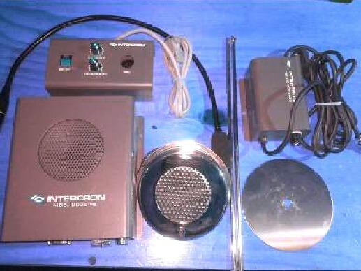 Intercomunicador Intercron