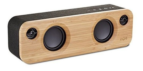 Imagen 1 de 7 de House Of Marley Sistema De Audio Portatil Compacto Get Toget