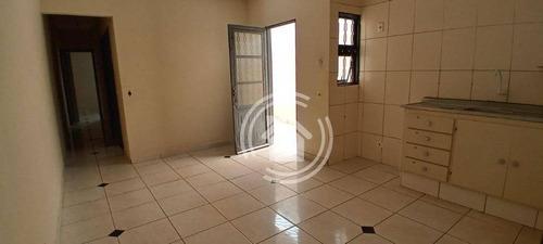 Imagem 1 de 16 de Casa Com 2 Dormitórios À Venda, 66 M² Por R$ 200.000,00 - Santa Rita - Piracicaba/sp - Ca0594