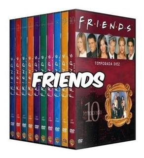 Colección Friends Completa Dvds 10 Temporadas
