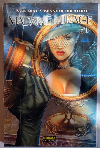Imagen 1 de 2 de Madame Mirage 2 Tomos / Paul Dini / Norma Comics, C8