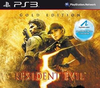 Resident Evil 5 Ps3 Gold Edition Español Digital