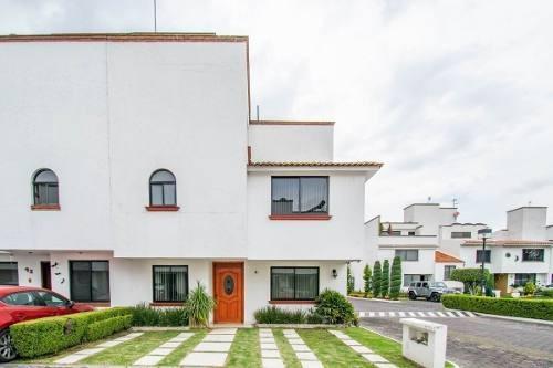 Casa En Renta En Condominio Tepepan