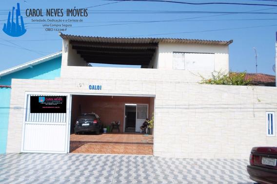 2486- Sobrado Lote Inteiro, Menos De 400 Metros Da Praia!