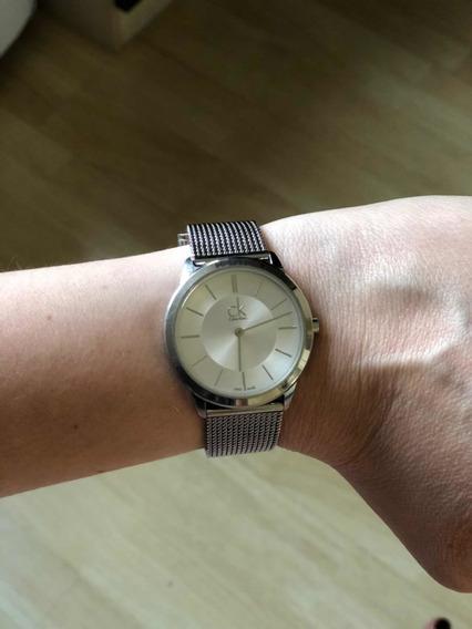 Relógio Calvin Klein Prata