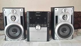 Equipo De Sonido Panasonic Scak450 5cd