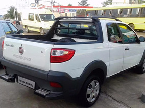 Fiat Strada 1.4 Working Cs 0km Taraborelli Antic + Cuotas 0%