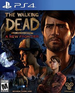 The Walking Dead: A New Frontier Ps4 Juego Fisico Sellado