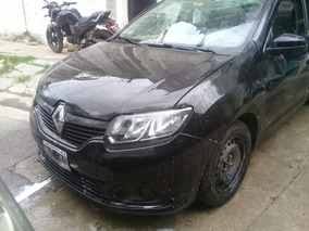Renault Nuevo Logan Authentique 1.6 2014 Chocado