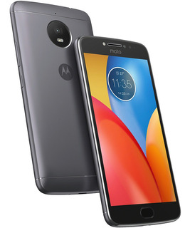 Motorola Moto E 4 Plus 16 Gb Titanium