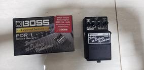 Pedal Boss Reverb Fender Deluxe
