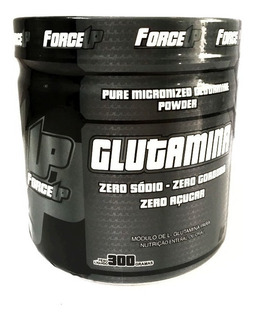 Glutamina Glutamine Forceup 300 Gramas