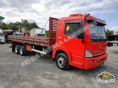 Agrale 9200 Cabine Leito Truck 6x2 Mwm Turbo Intercooler