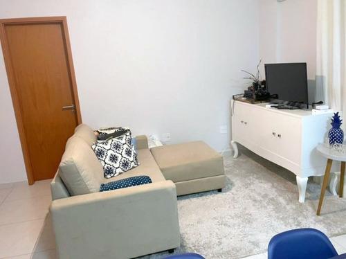Apartamento Com 1 Dormitório Para Alugar, 52 M² Por R$ 3.500,00/mês - Boqueirão - Santos/sp - Ap1897