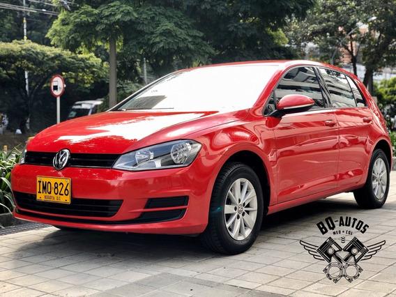 Volkswagen Golf Trendline Mt 2016