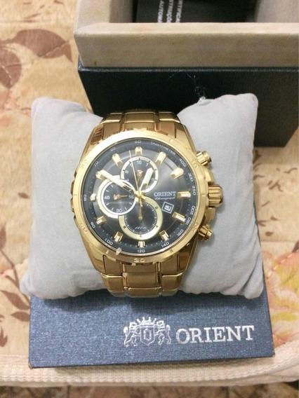 Relógio Orient original Cor Ouro