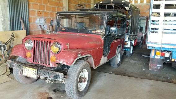 Jeep Willys Dirección Hidráulica 1995