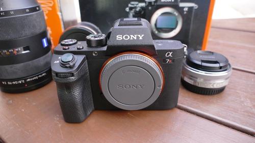 Câmera Sony Alpha A7r Ii A7r2 Mirrorless Semi Nova