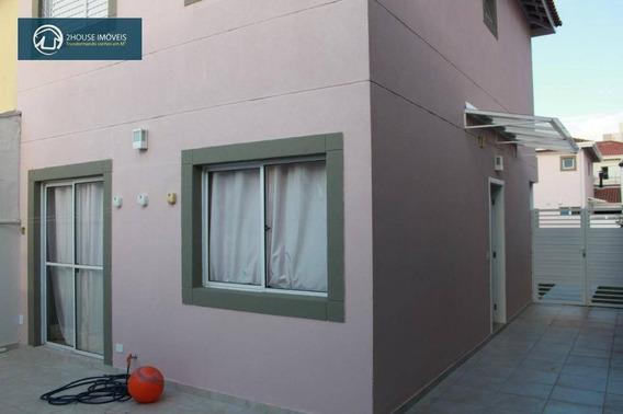 Casa Com 3 Dormitórios À Venda, 98 M² Por R$ 485.000,00 - Colônia - Jundiaí/sp - Ca3063