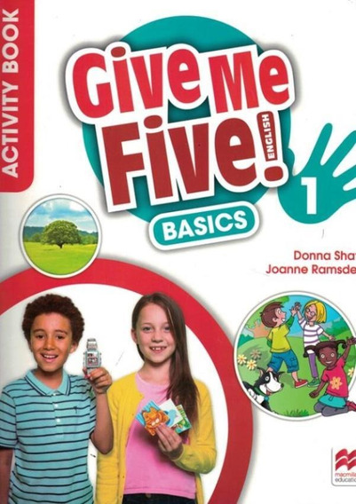 Give Me Five! 1 Pupil´s Book Pack With Activity Book Basic