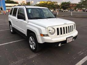 Jeep Patriot Limited Qc 4x2 Cvt 2013