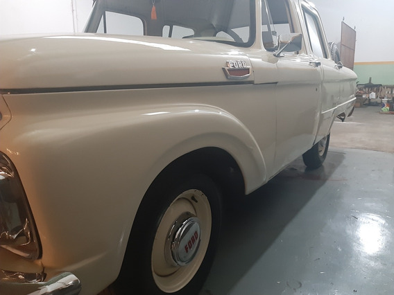 Ford F-100 Doble Cabina 1968