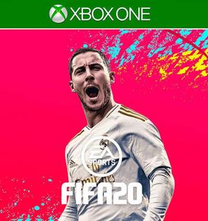 Fifa 20 Xbox One Conta Primária