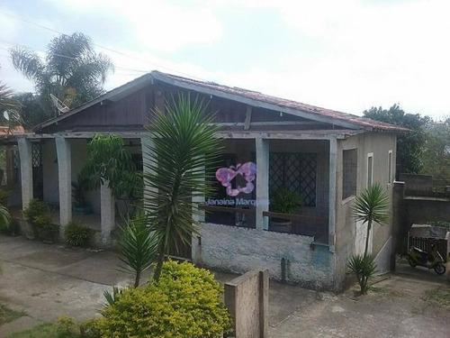 Chácara Com 2 Dormitórios À Venda, 2750 M² Por R$ 650.000,00 - Porta Do Sol - Mairinque/sp - Ch0017
