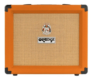 Amplificador Guitarra Electrica Crush 20 Orange - Musicstore