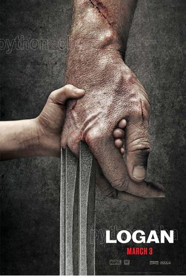 Hermosos Pósters Saga X Men Wolverine Logan - 42x30 Cm