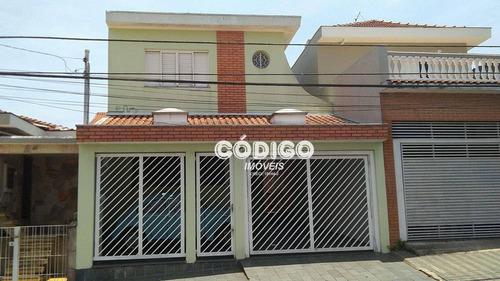 Imagem 1 de 30 de Sobrado À Venda, 250 M² Por R$ 680.000,00 - Jardim Rosa De Franca - Guarulhos/sp - So0729