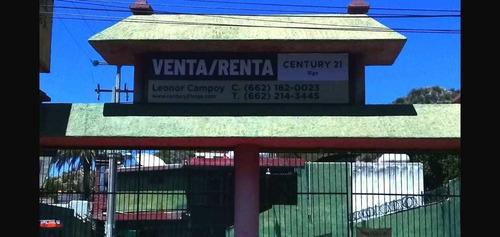 Imagen 1 de 6 de Edificio En Renta Dos Niveles Cerca De Boulevard Al Poniente De Hermosillo