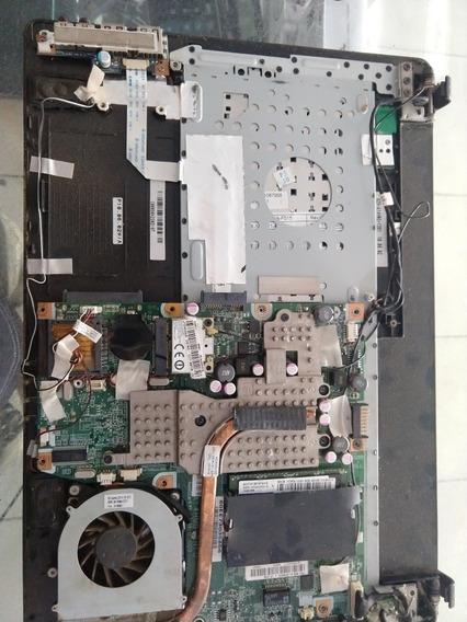 Notebook Core I3 330 Cce Wim Placa Mae Com Processador