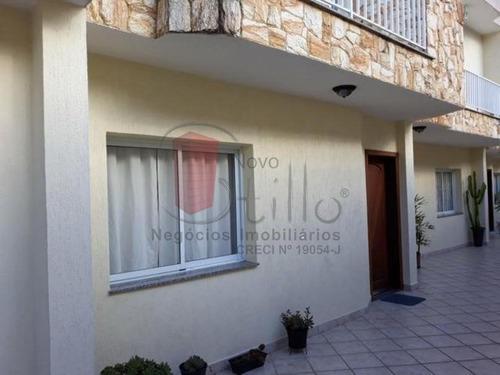 Imagem 1 de 15 de Casa Em Condominio - Vila Formosa - Ref: 7402 - V-7402
