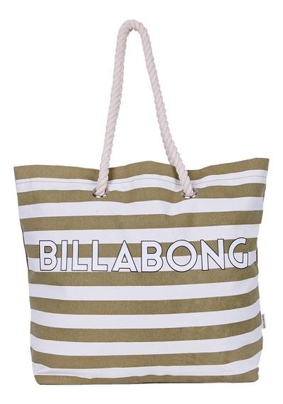 Bolso Billabong Suns Out Beach Bag Sage Mujer Jabgsbou