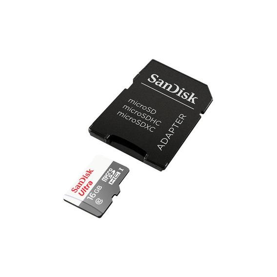 Cartão De Memória Sandisk 64gb Ultra Classe 10 48mb