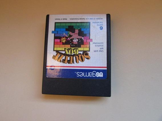 Cartucho Squeeze Box Para Atari